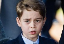 """Prince George was almost given a different name that Kate Middleton """"had set her heart on""""(Image: getty)"""