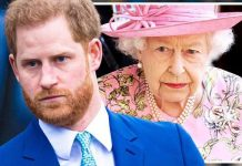 """Prince Harry's """"sniping"""" about Queen Elizabeth and other Royals has been """"thoughtless"""" says Mr Hill(Image: GETTY)"""