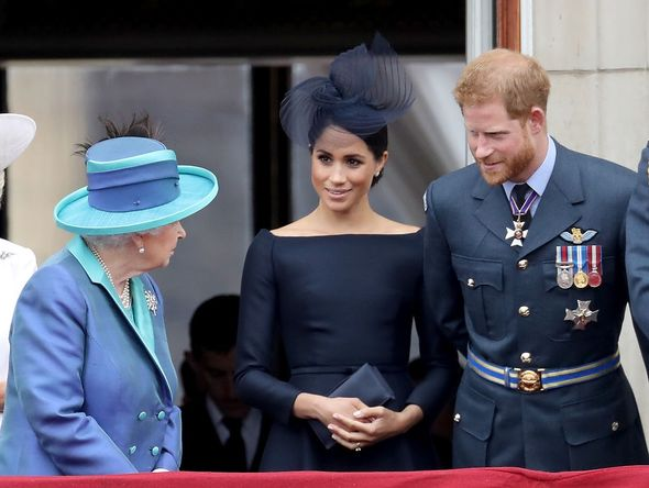 Experts have said it would be lovely to see the Queen meet Archie again(Image: Getty Images)