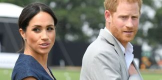 Prince Harry and Meghan Markle(Image: GETTY)