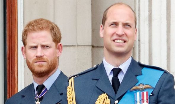 Prince Harry and Prince William have been urged to take time to reconcile at their expected reunion(Image: getty)