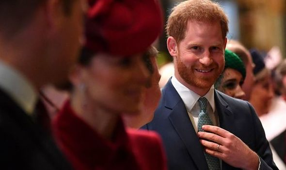 Prince Harry attempts to end rift by sending text to Kate(Image: Getty)