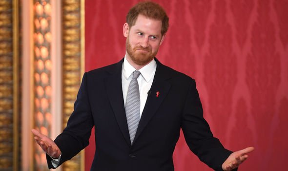 Prince Harry, the Duke of Sussex(Image: Getty)