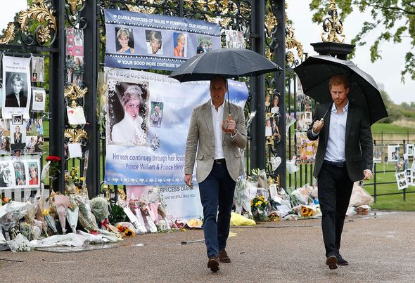 Prince William and Harry will meet for the first time since April next month(Image: Getty Images)