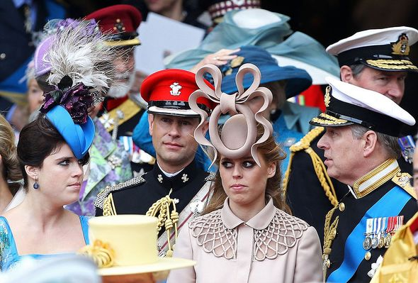 The hat was later sold for charitable causes - Unicef and Children in Crisis(Image: Getty Images )