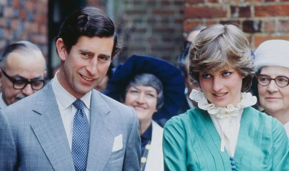 Princess Diana had pictures of Prince Charles next to her bed, according to school friend(Image: Getty)