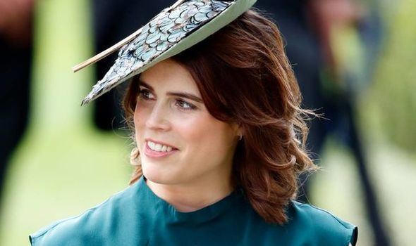 """Princess Eugenie has sent her congratulations to her """"dear cousins"""" over Lilibet's birth(Image: GETTY)"""