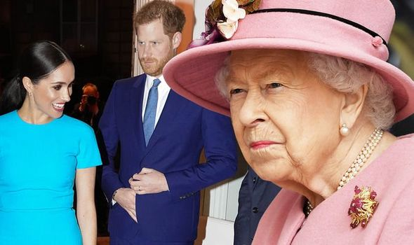 The Queen has fired a(Image: GETTY)