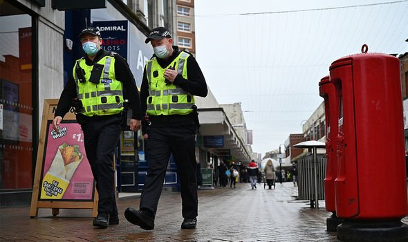 The UK is slowly coming out of coronavirus lockdown(Image: GETTY)