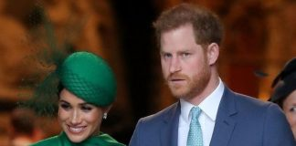 Meghan Markle and Prince Harry will always represent the Royal Family(Image: GETTY)