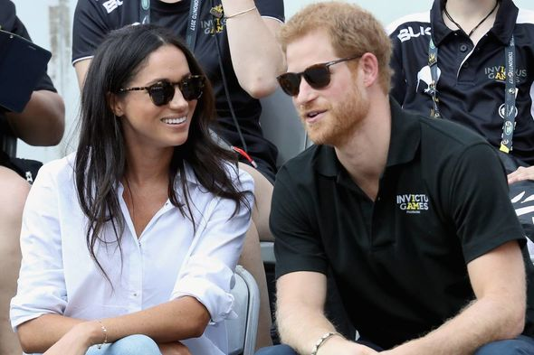 The Duke and Duchess of Sussex quit the Royal Family last year(Image: PA)