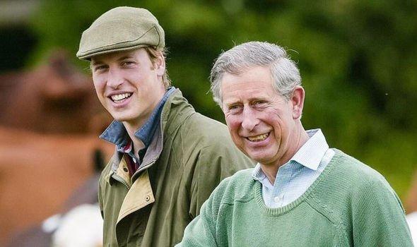 "William and Charles have a ""shared destiny"" as future monarchs(Image: Instagram @dukeanduchessofcambridge)"