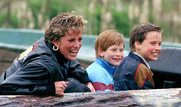 Young royals: As children, Harry and William were famously inseparable(Image: GETTY)