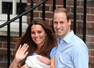 Kate loved spicy foods even more during her pregnancy Photo (C) GETTY IMGES