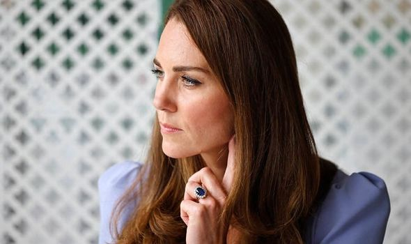 Kate penned a message to mark Children's Hospice Week(Image: GETTY)