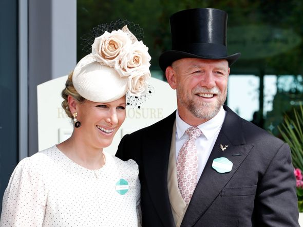 The couple pictured at Royal Ascot this week(Image: GETTY)