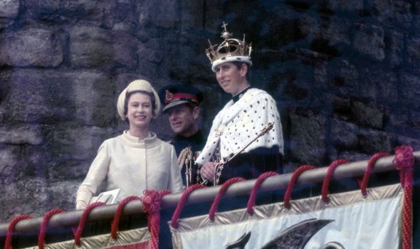 The Queen announced the news of the title on July 26, 1958(Image: Getty)