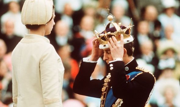 The title of the Prince of Wales is traditionally given to the eldest son of the reigning British monarch(Image: Getty)