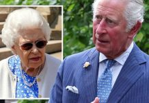 A royal aide once said Prince Charles would be 'delighted' if the Queen abdicated(Image: Getty)