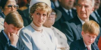 Prince William was 'reserved' compared to Prince Harry, Diana's former bodyguard said(Image: GETTY)