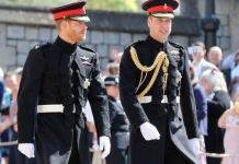 Prince Harry wants to attend the service along with Prince William(Image: GETTY images)