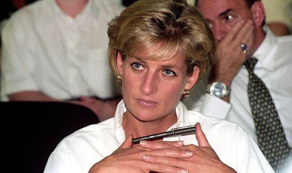Princess Diana news: A royal biographer said the Princess felt her divorce to Charles was 'hell'(Image: PA)
