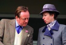 Princess Anne and her friend Andrew Parker Bowles dated in the early Seventies(Image: GETTY)