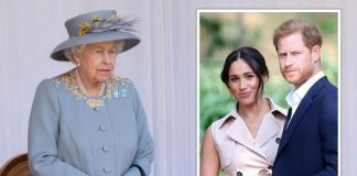 The Queen did not rush to issue a statement following the Sussexes' interview with Oprah Winfrey, a royal author said(Image: GETTY)