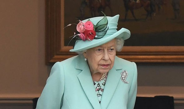 The Queen at Royal Ascot on Saturday(Image: GETTY)