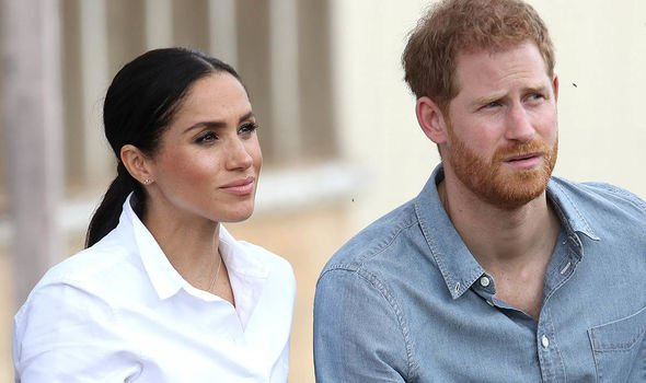 Meghan and Harry's Oprah Winfrey interview first aired in early March(Image: GETTY)