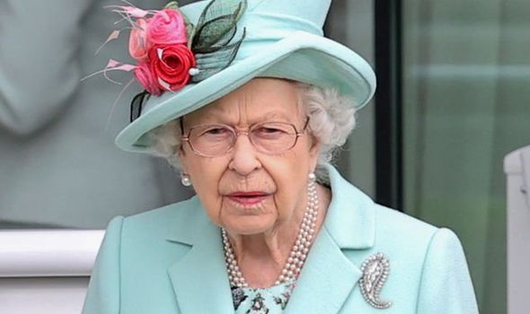 """The Royal Family will """"change completely"""" as the """"old regime"""" fades(Image: GETTY)"""