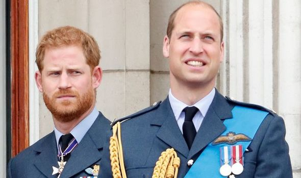 The once-close brothers have been at the centre of a royal rift(Image: GETTY)