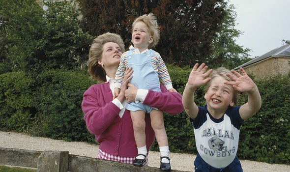 Princess Diana was much more hands-on with her children than previous royals