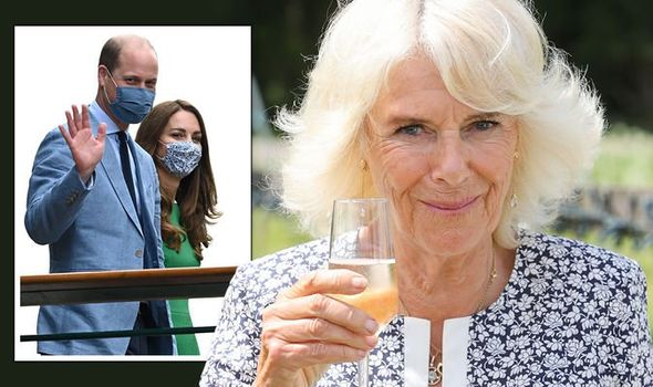 Duchess of Cornwall celebrated her 74th birthday today