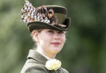 Lady Louise Windsor news