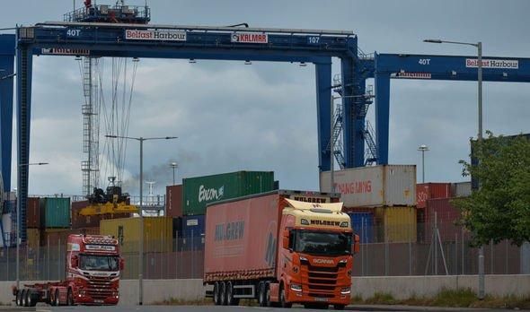 Lorries Belfast