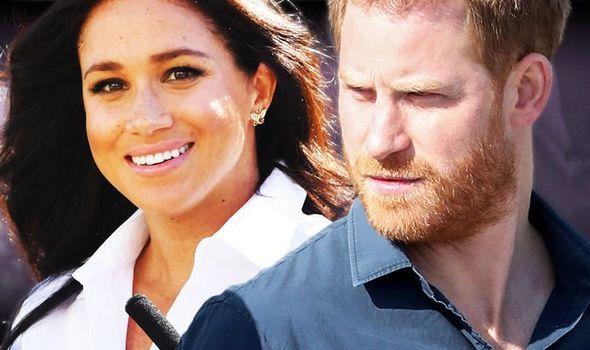 Meghan Markle Prince Harry royal family latest
