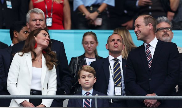 Prince George: The young royal is approaching the age where he qualifies for boarding school