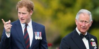 Prince Harry has been asked whether Charles will get a
