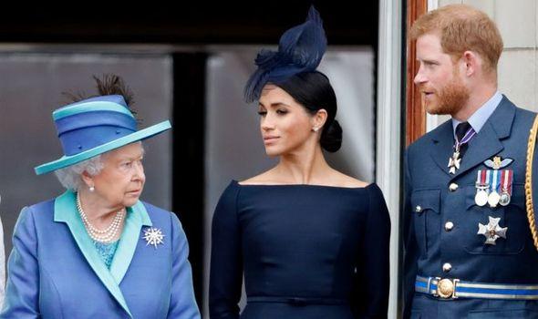 Prince Harry queen meghan markle
