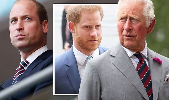 Prince William: He and Prince Charles will be 'really worried' about Harry's memoir, it was claimed