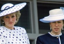 Princess Anne: The royal is said to have called Diana a 'silly girl'