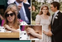 Princess Beatrice's 'flawless' engagement ring from Edoardo could be worth £140,000
