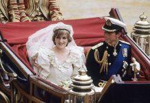 Princess Diana and Charles wedding