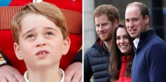 Royal Family 'will be reunited' in fury at 'cruel' show picking on young Prince George