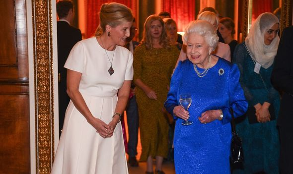 Sophie and the Queen