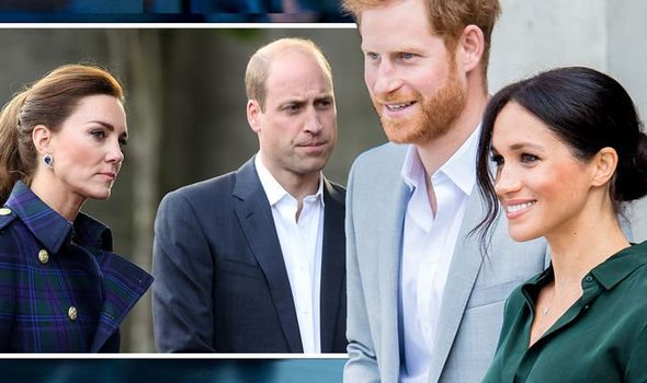 William and Kate want to show that Harry and Meghan are wrong, an expert has claimed