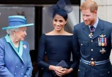 Meghan couldn't switch from her 'American dream'