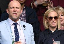 mike tindall news zara tindall fight wembley stadium euro 2020 final england fans latest