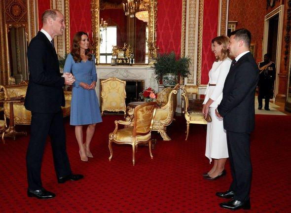 prince charles news meeting kenya president uk police memorial queen royal family news
